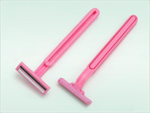 Twin Blade Disposable Razor (KD-H2004L)