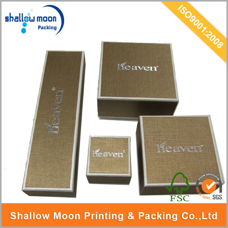 High-Grade Paper Printed Gift Box with Different Shapes (AZ122527)