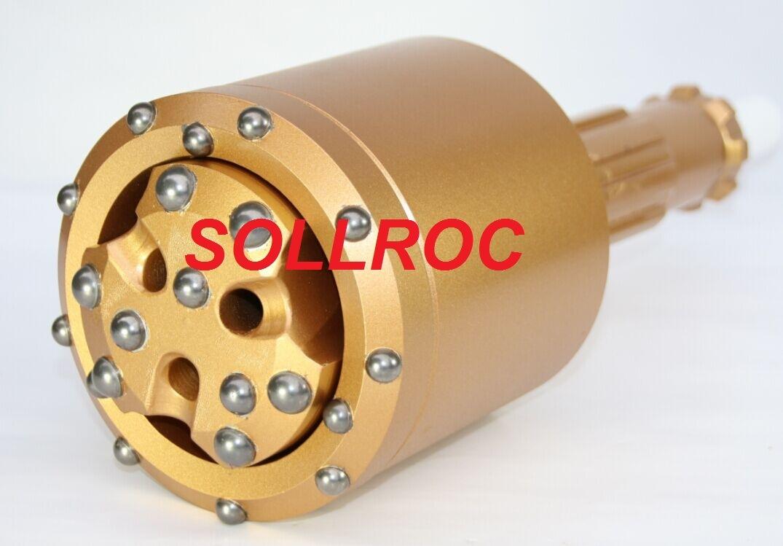 Symmetrix Overburden Drilling System Permanent Type Ring Bit with Casing Shoe