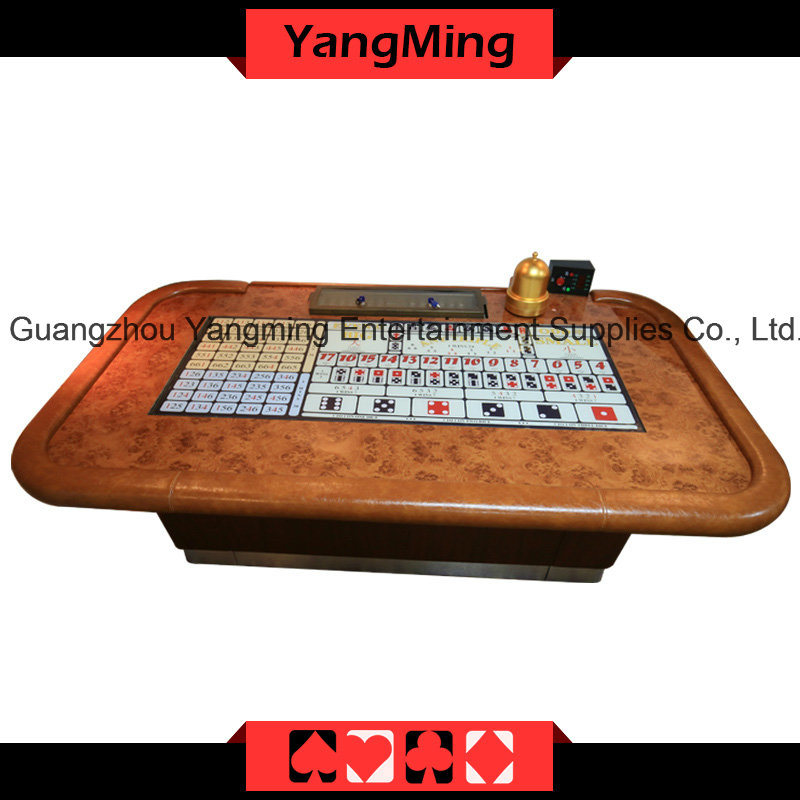 Sic Bo Intelligent Table Casino Poker Table (YM-SI03)