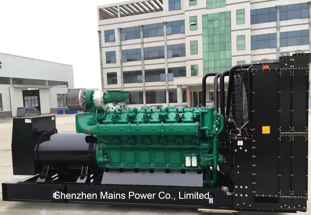 1500kw 1875kVA Yuchai Diesel Generator China Best Quality