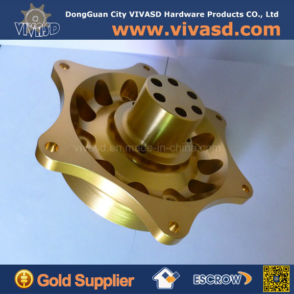 Custom Make Machining LED Light Radiator