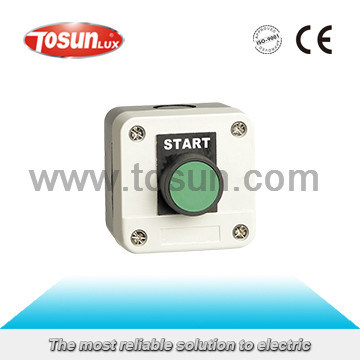 Xal-B101 Flush Push Button Switch Box