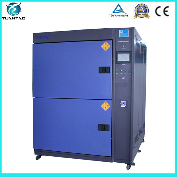 2 Zones Thermal Shock Test Chamber for Auto Parts