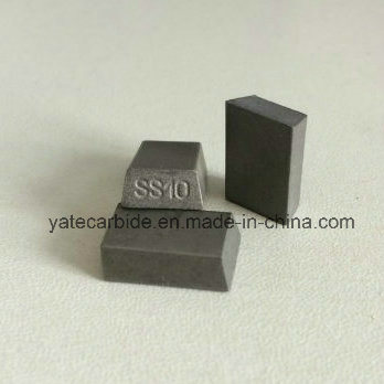 Tungsten Carbide Insert Ss10 for Stone Cutting