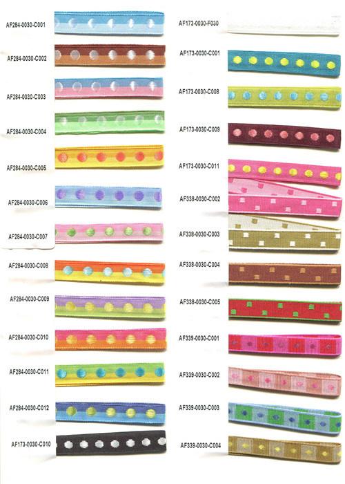 Nylon Ribbon for Clothing/Garment/Shoes/Bag/Case