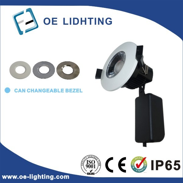 Quality Certification 3 Setting Warm. Cool&Daylight LED Down Light