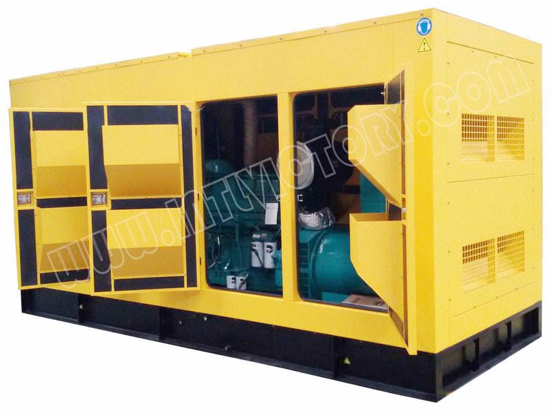 Original Deutz Silent Diesel Engine Generator with CE Approval (60kVA~650kVA)