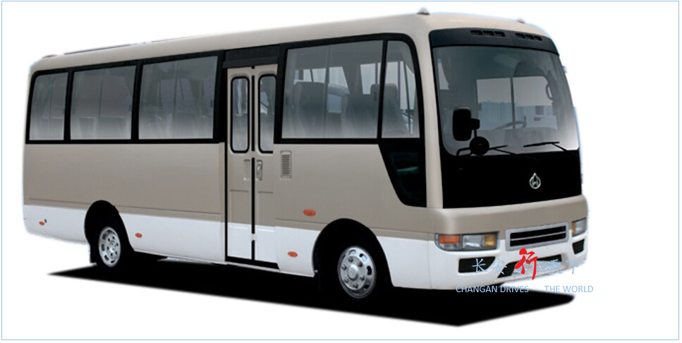 Toyota Coaster Model Sc6728bl 7.3m 20-30 Seats Pasenger Bus/Coach/Tourist Bus