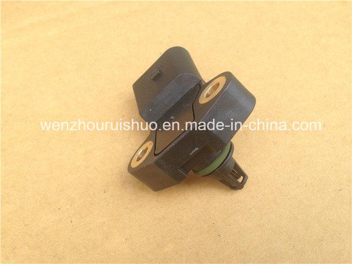Manifold Pressure Sensor 41537628 0041537028 0281002468 for Heavy Duty Truck