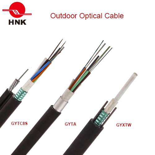 Indoor Outdoor Singlemode Multimode Optical Cable