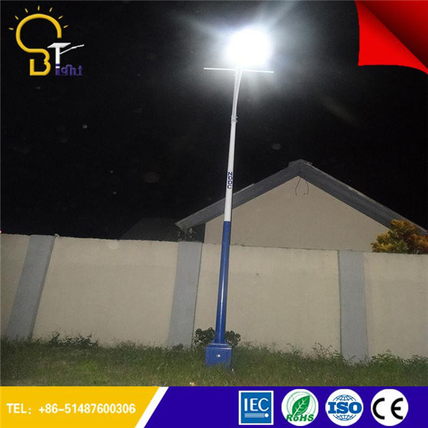 DC 24V Votage 50W Solar Street Light Specification
