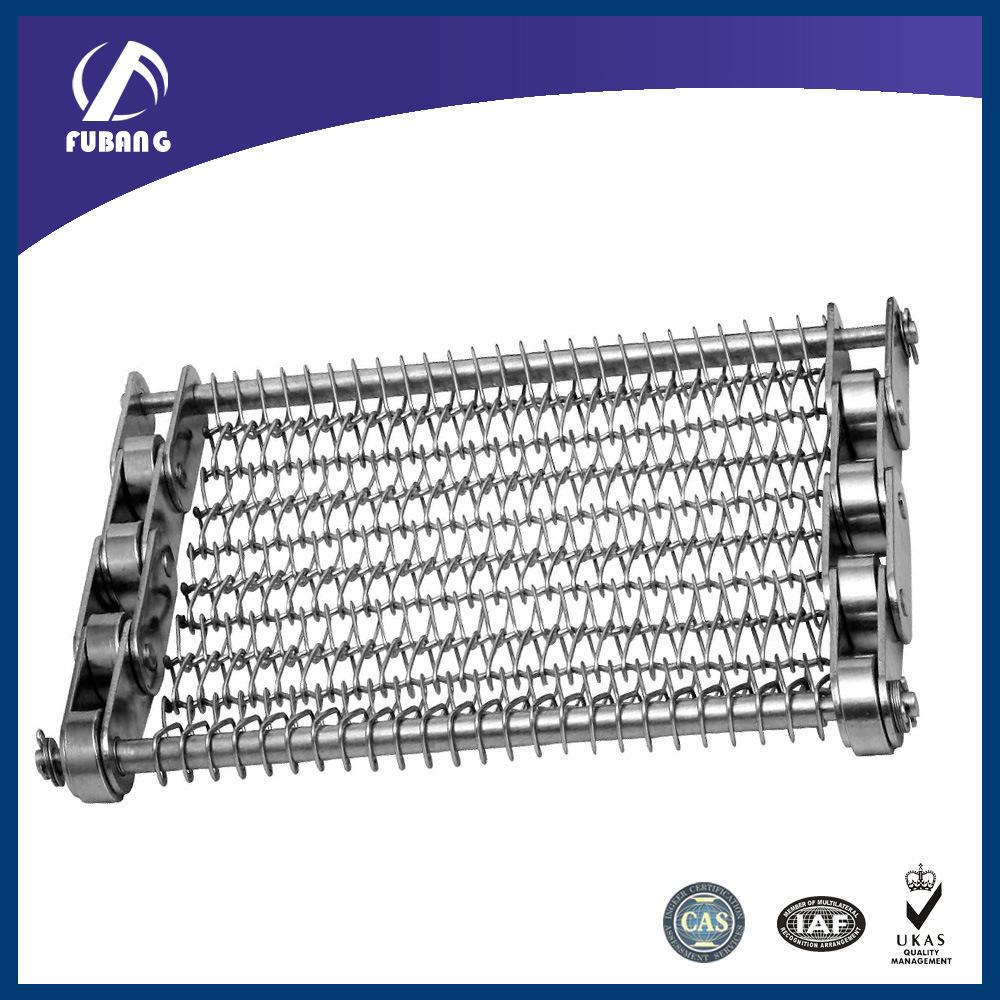 Frozen Food Machinery Chain Conveyor Belt