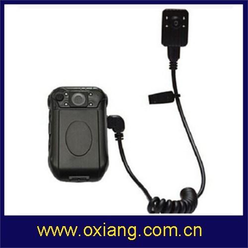 Video Recorder DVR Wireless 4G Body Worn Camera Police Equipment