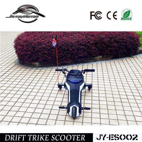 Mini 100W Kids Electric Motorcycle Three Wheels Sliding Trike