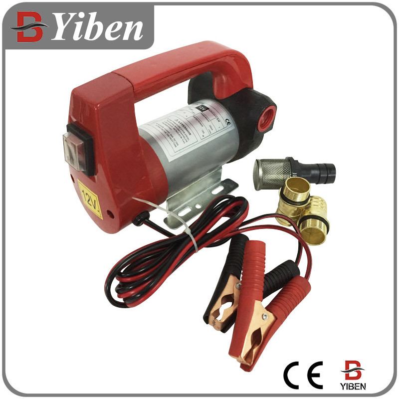 12V/24V DC Electric Transfer Diesel Pump with CE Approval (YB40A)