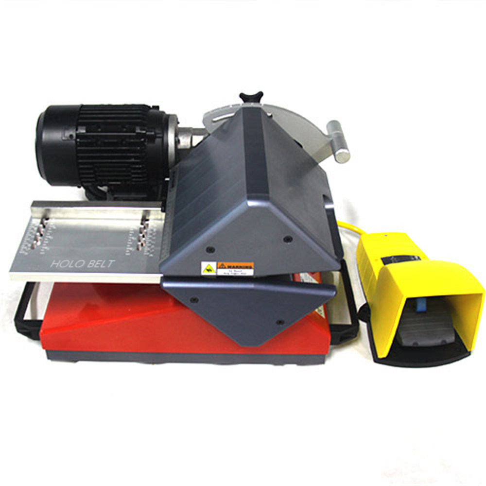 Splitter Machine for Rubber Puv PU Industrial Belt