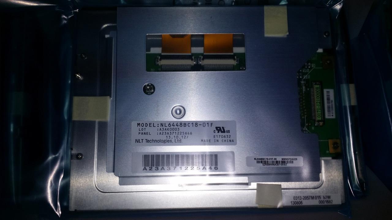 "Nl6448bc18-01f Nlt 5.7"" High Brightness Sunlight Readable TFT LCD Module"