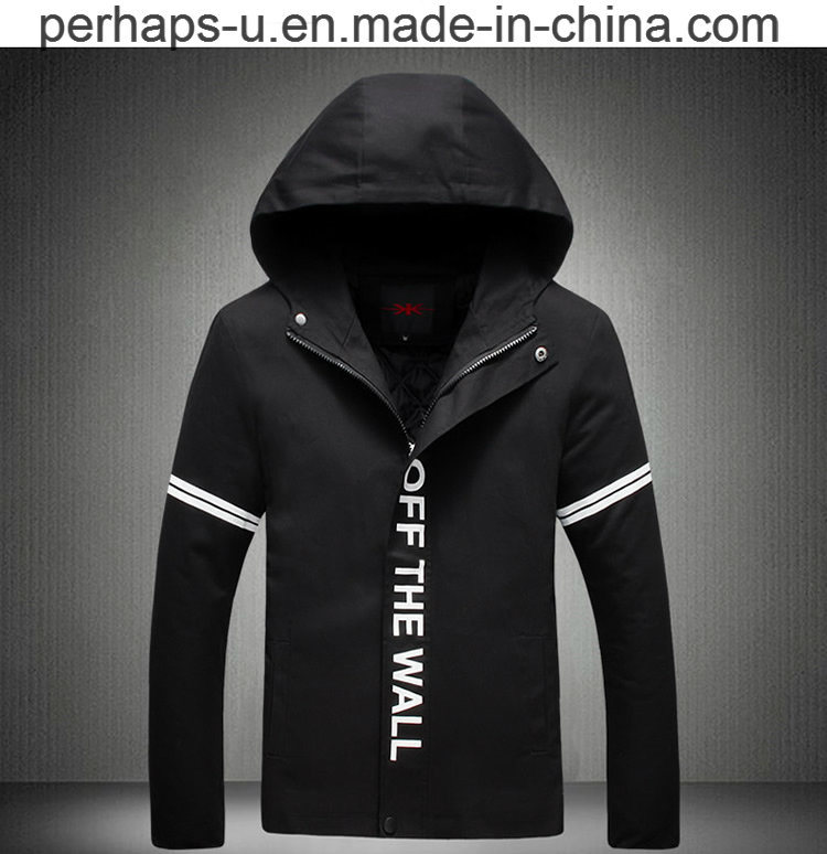 New Fashion Comfort Outdoor Jacket Cotton Softshell Jacket for Men