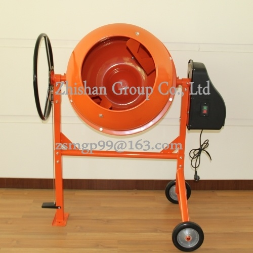 Cm120 (CM50-CM800) Portable Electric Gasoline Diesel Concrete Mixer