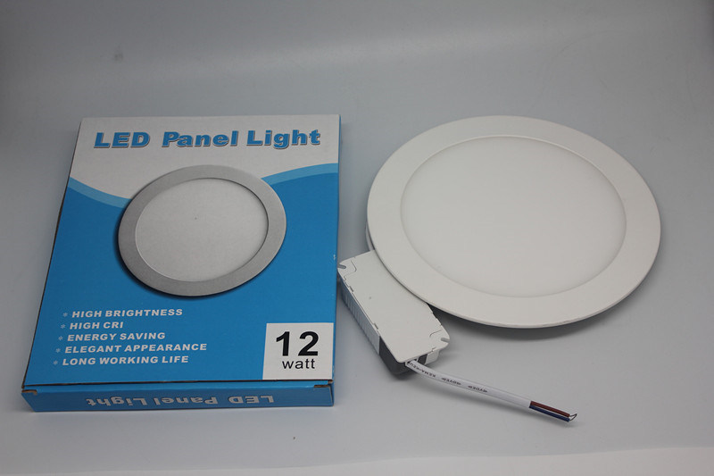 3W 6W 9W 12W 15W 18W LED Panel Light
