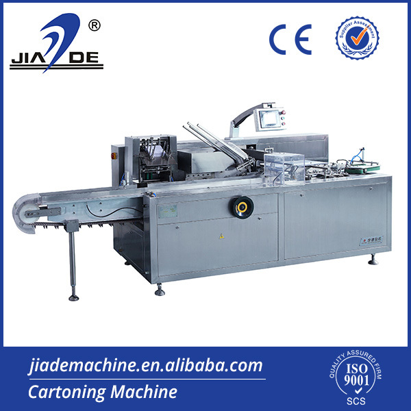 Functional Automatic Cartoning Machine for Plaster (JDZ-100G)