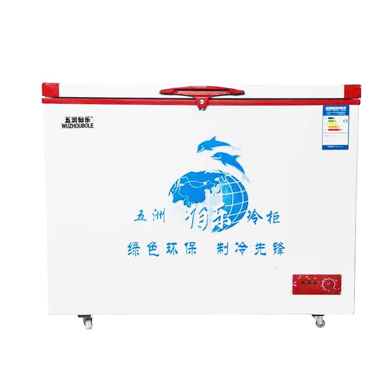 One Compessor Single Temperature Top Open Single Door Chest Freezer