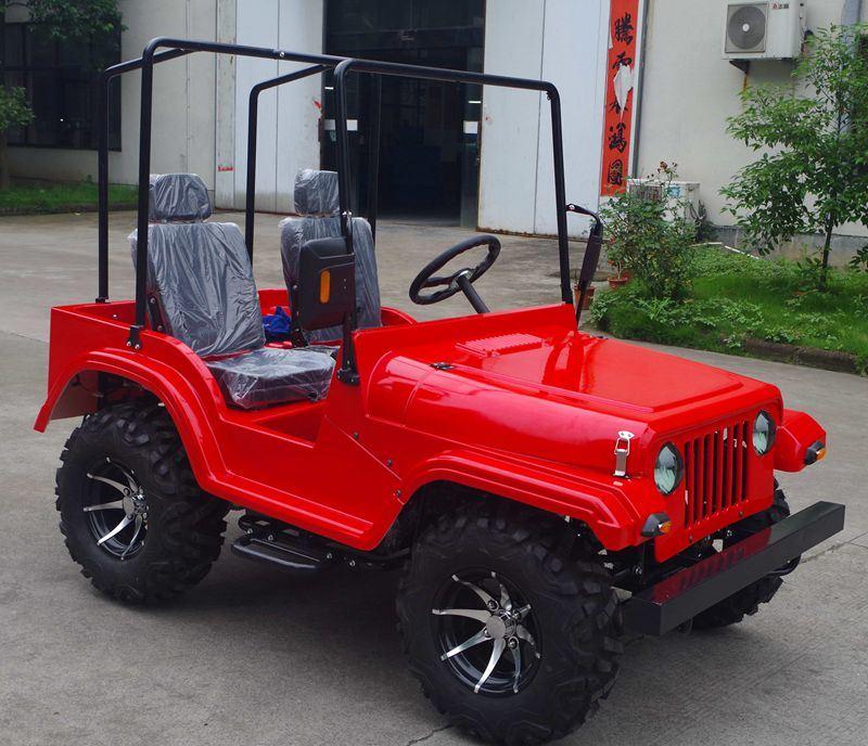 2016 New Design 150cc Jeep ATV with 4 Stroke (JY-ATV020)