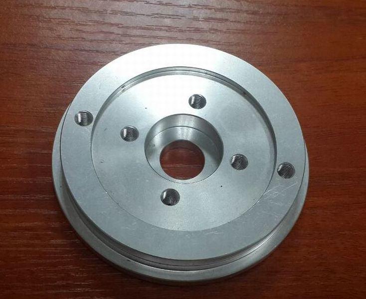 Aluminum CNC Machining Aluminum Parts