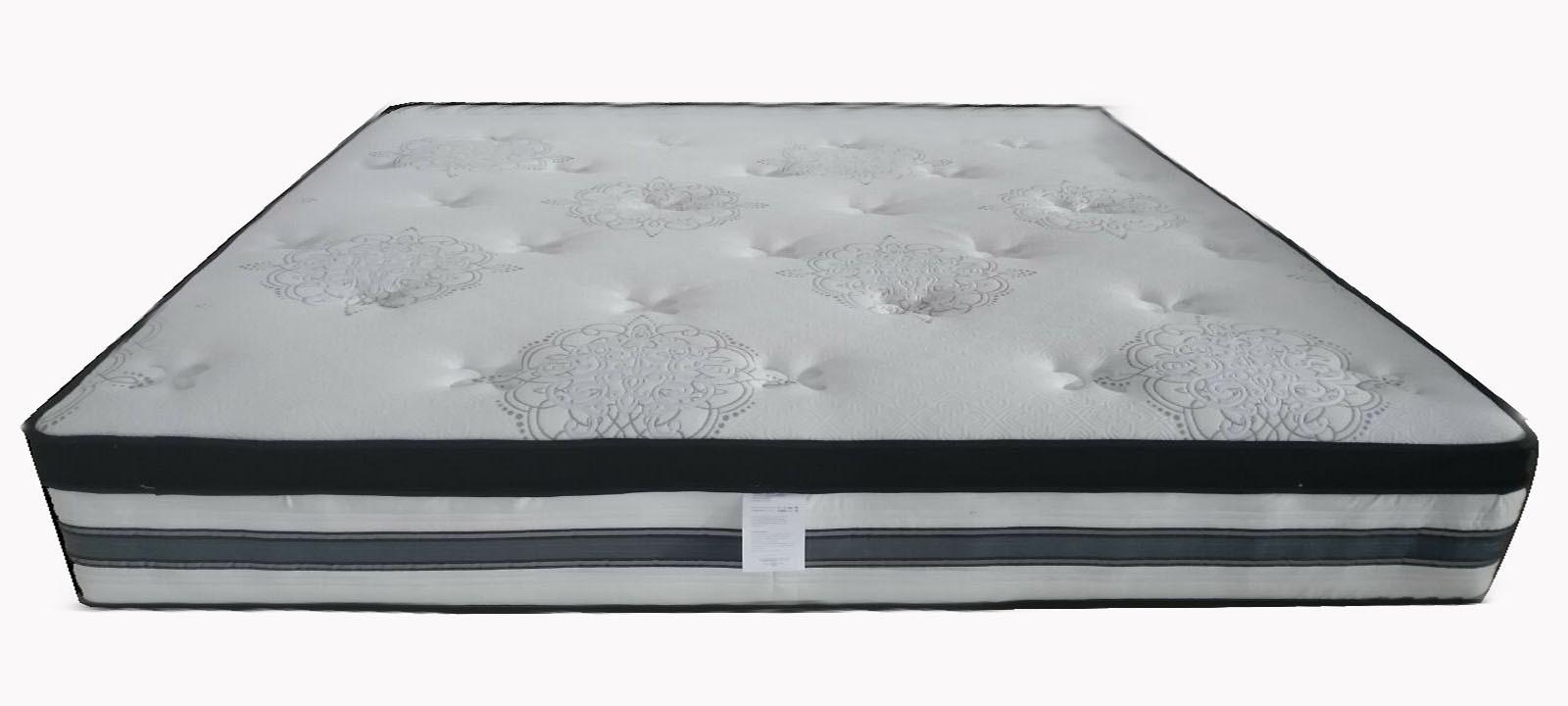 Fire Retardant Rolled Wholesale Dream Collection Memory Foam Mattress