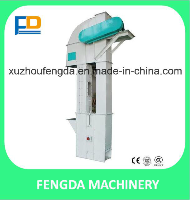 Hot Selling Bucket Elevator for Animal Feed Transport Machine (TOTG36/18)