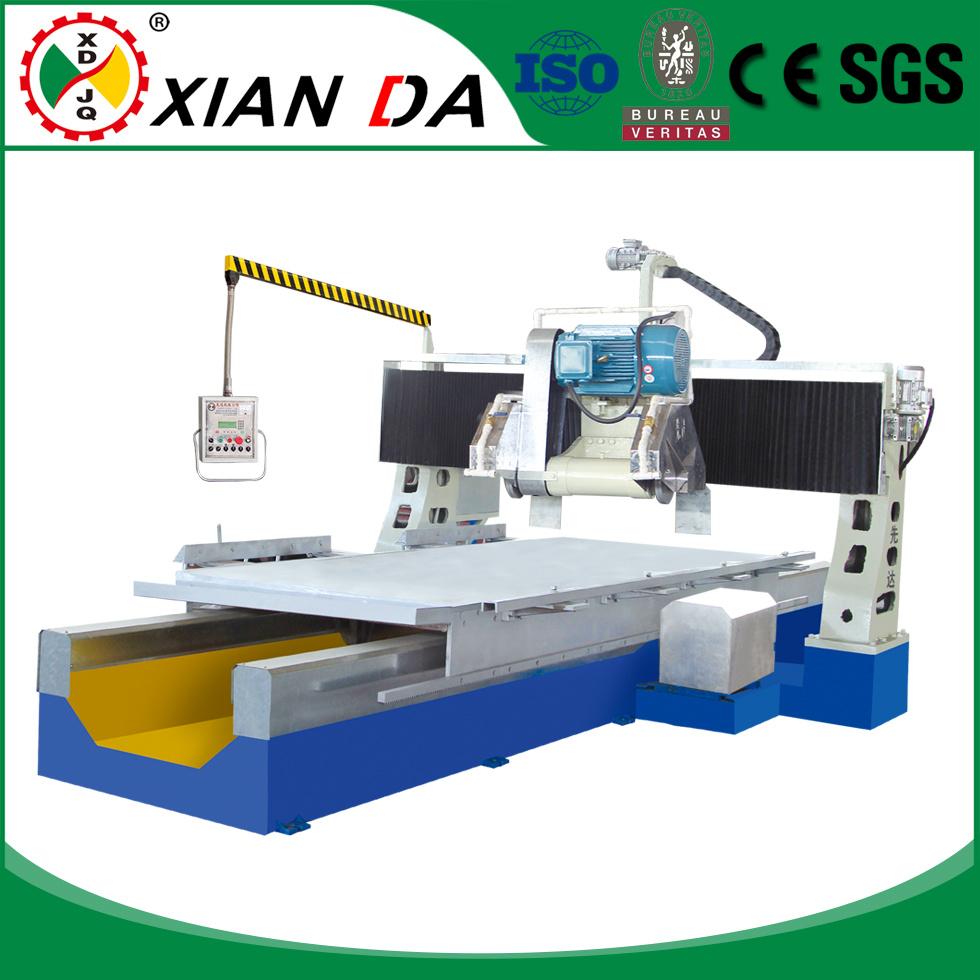 Dnfx-1800 Automatic Stone Profiling Linear Gantry Cutting Machine