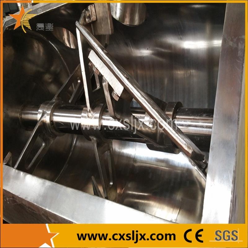 Horizontal PVC Resin Powder High Speed Mixer Unit (SRL-W)