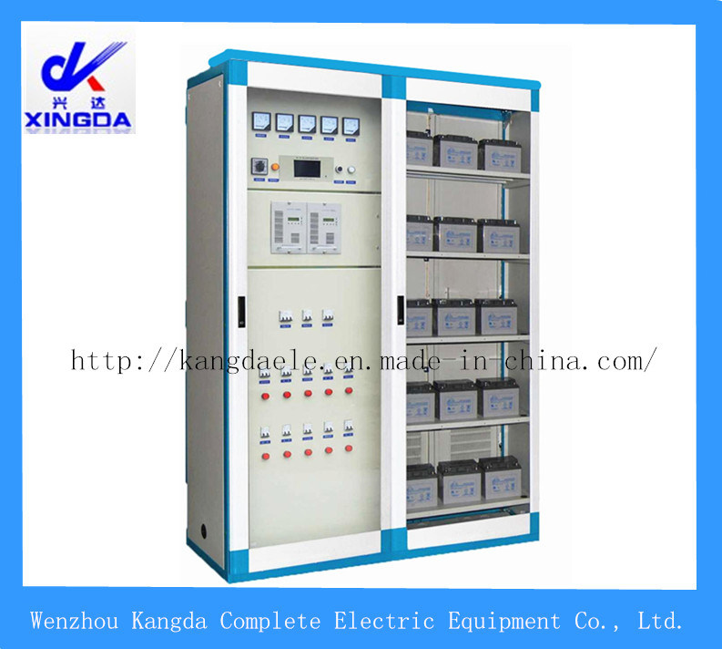 Gzd (W) Mico-Computer DC Power Supper Panel- Switchgear