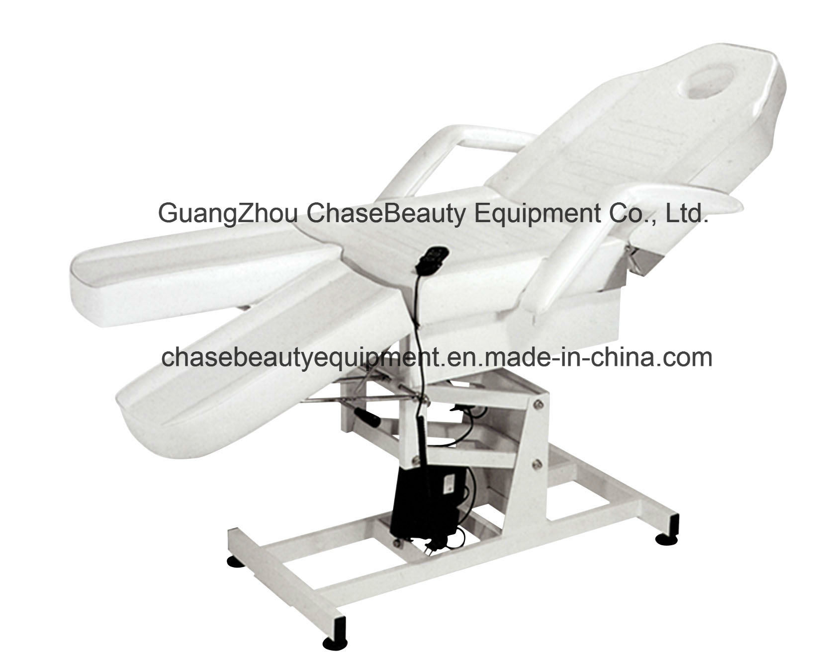 China Facial Bed with Electric Funtion Massage Table Facial Table