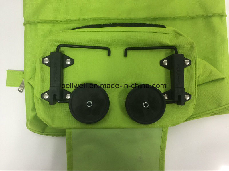 Candy Color Tool Bag Shopping Trolley Bag
