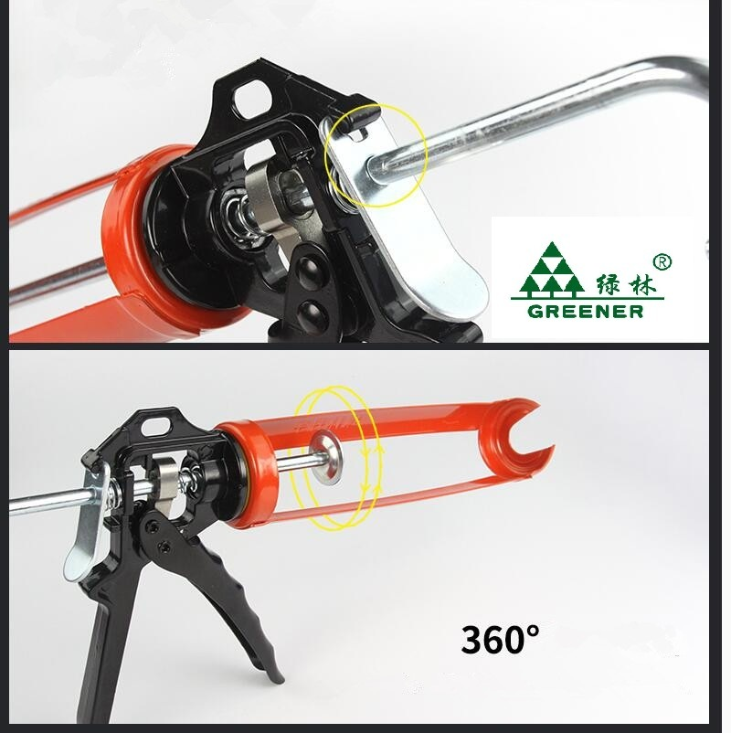 China Hot Sale Grease Gun From Greenery