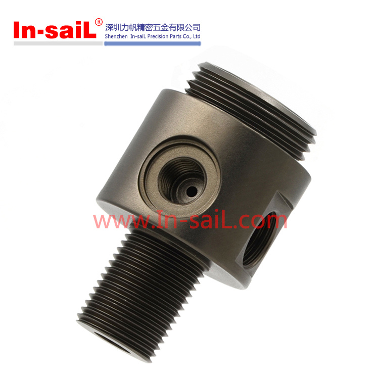 Precision CNC Turned Components in China