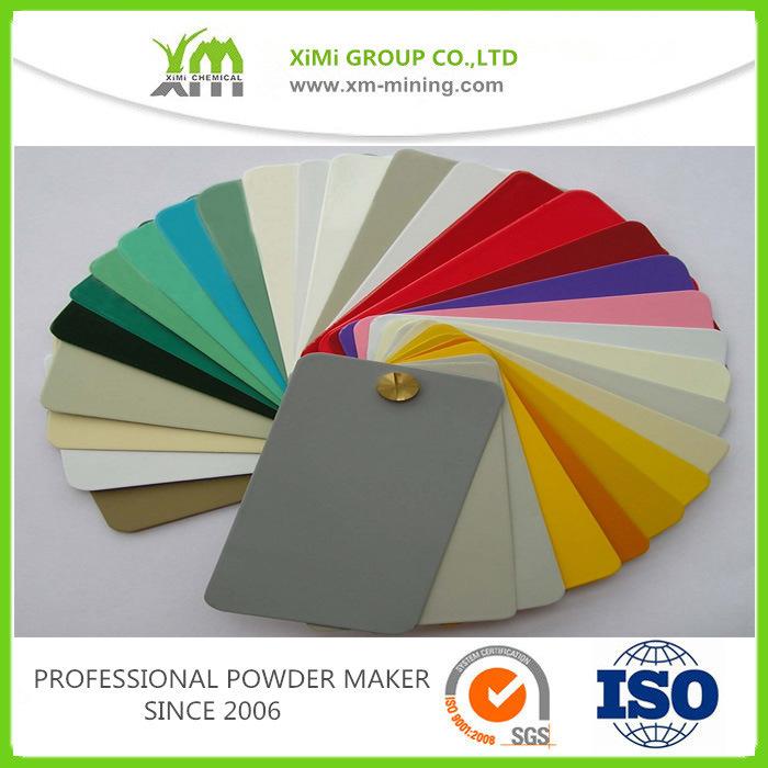 Architectural Aluminum Extrusions Powder Coating Powder Paint