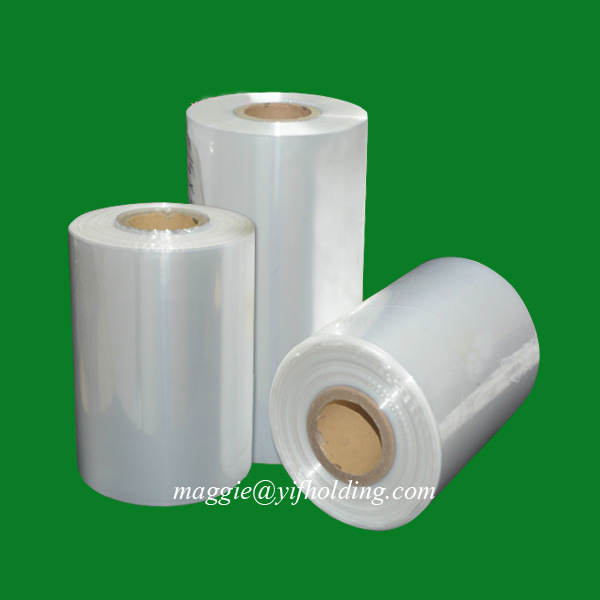 15micron Heat Shrinkable Polyolefin Film, POF Shrink Film for Protecting