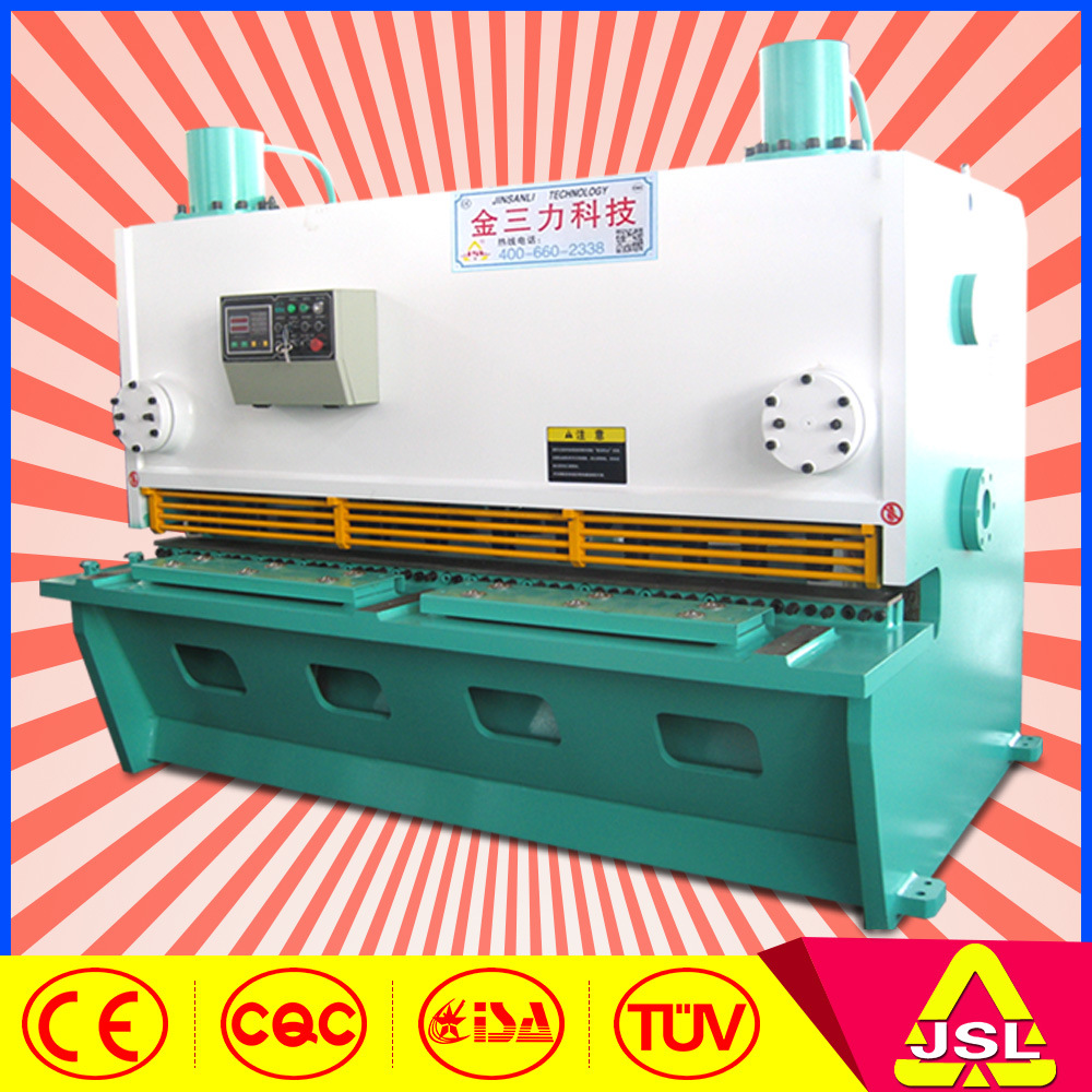 Any Color Shearing Hydraulic Drive Cutting Machine