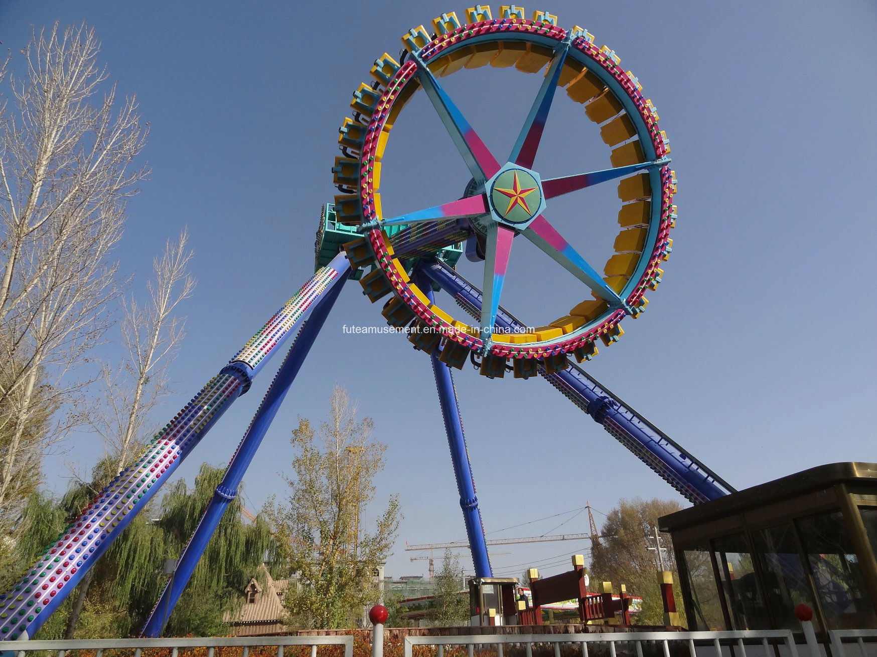 Amazing Amusement Park Electric Swing Amusement Rides Big Pendulum for Sale|Outdoor Big Pendulum