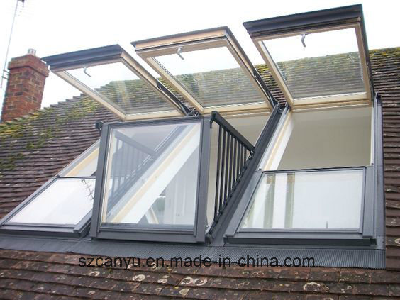 Aluminum Skylight Roof Window Factory