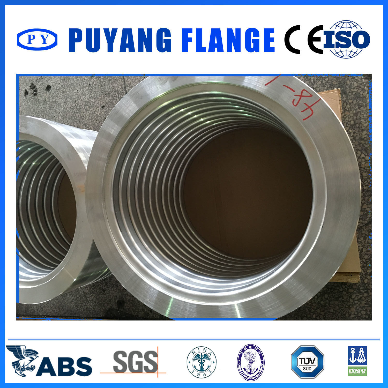 Aluminum 5083 Plate Ring Flange