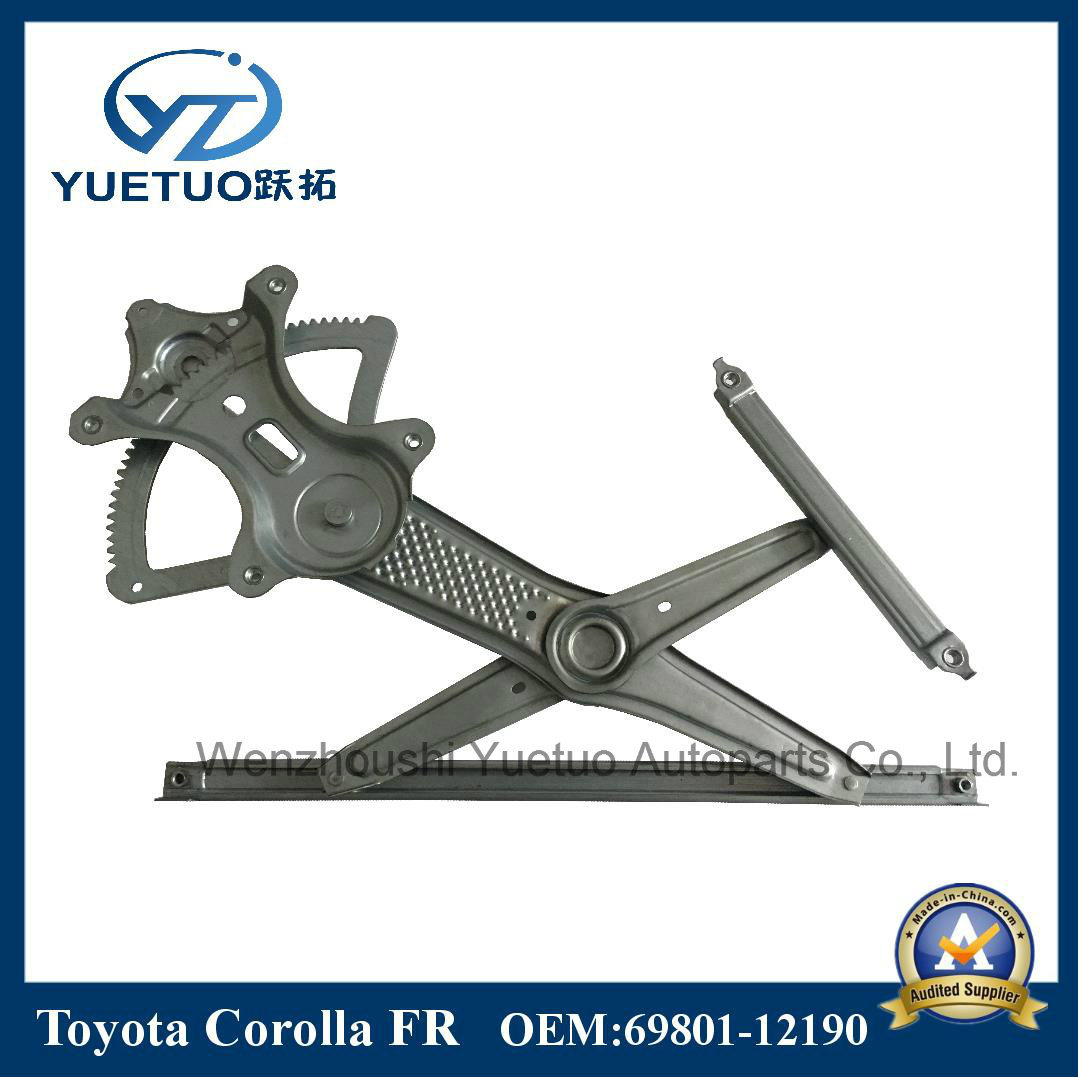 for Toyota Corolla Window Glass Lifter Front Left OEM 69802-12190