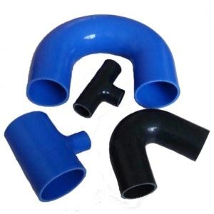 135 Degree Silicone Elbow Hose (V shape) , Saj J20 Silicone Hose, ISO Certificate