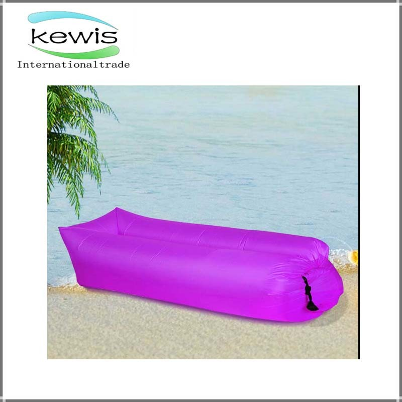 Promotional Gift Lazy Bag Sleeping Bag Air Sofa
