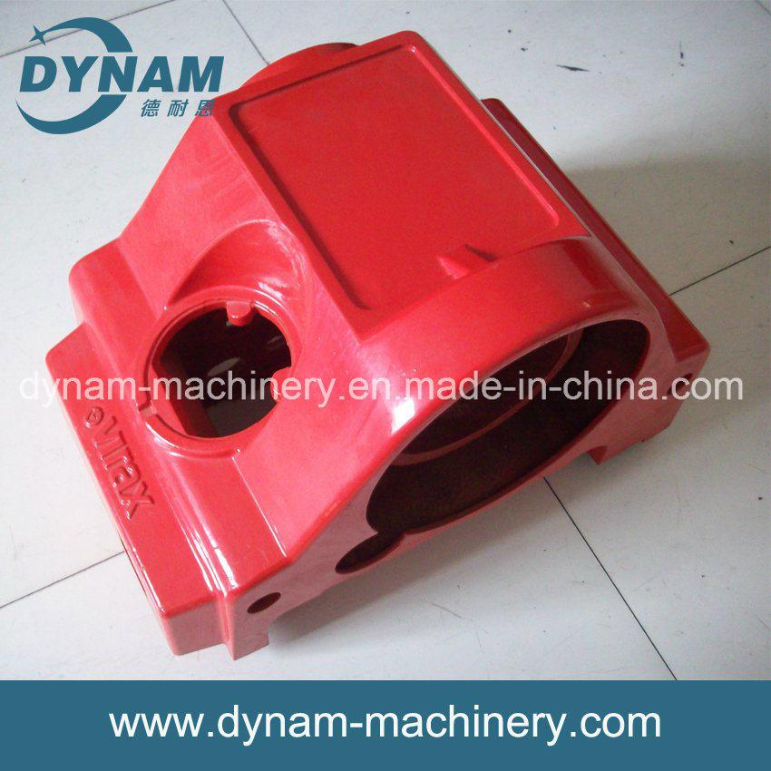 OEM Machinery Part Low Pressure Aluminium Alloy Die Casting