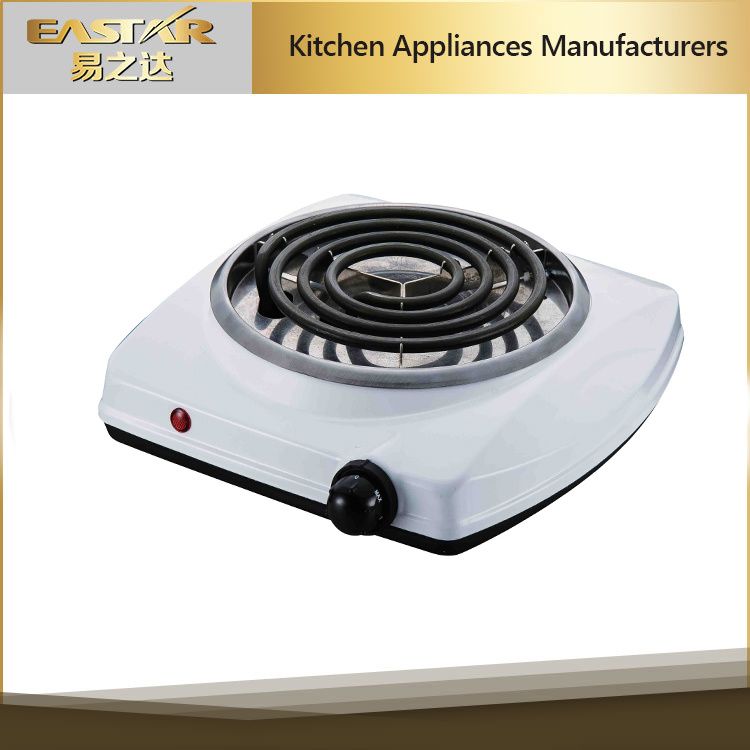 Good Price Single Spiral Hot Plate Es-101sw