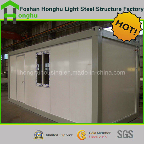 20 Feet Modular Prefabricated House Container House for Living